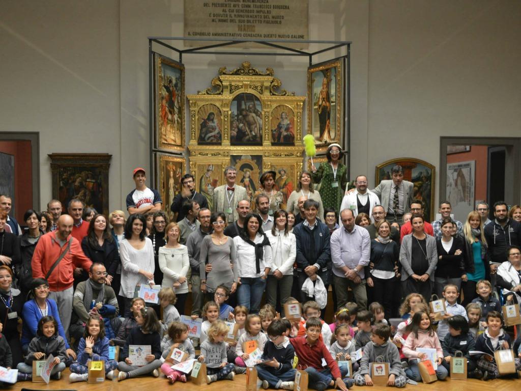 ospiti museo borgogna famiglie
