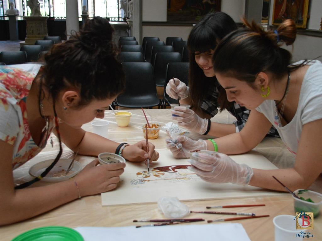 ospiti scuole museo borgogna vercelli