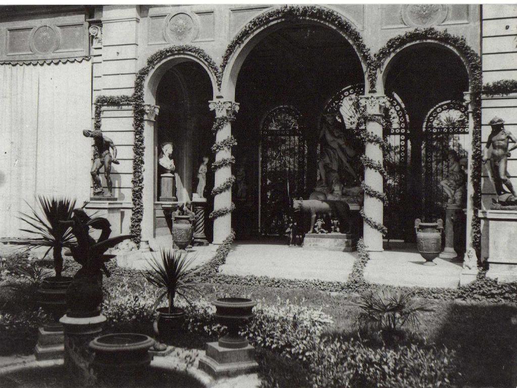 antonio borgogna casa museo borgogna