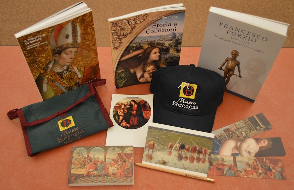 bookshop gadget del museo