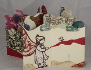 Valentina Biletta, Un libro d'artista
