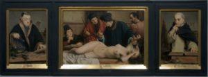 Edmond Van Hove, l'Alchimia, l'Inquisizione e la Scolastica, 1888